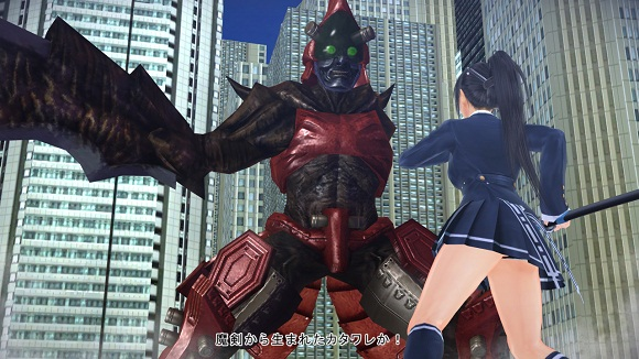 Mitsurugi Kamui Hikae PC Full Version Screenshot 2