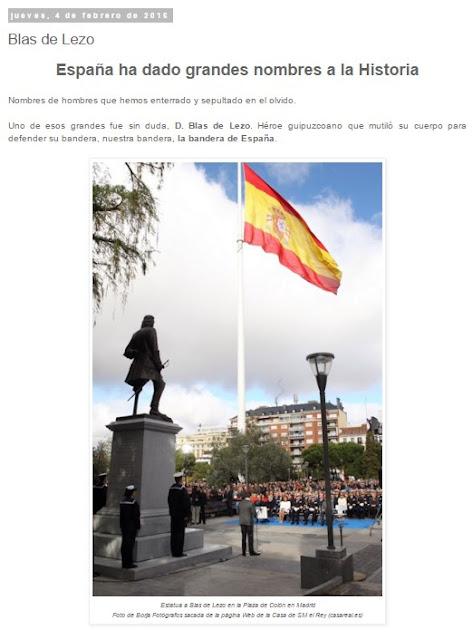 Lo + leído en el troblogdita - FEBRERO 2016 - ÁlvaroGP - Álvaro García - Blas de Lezo