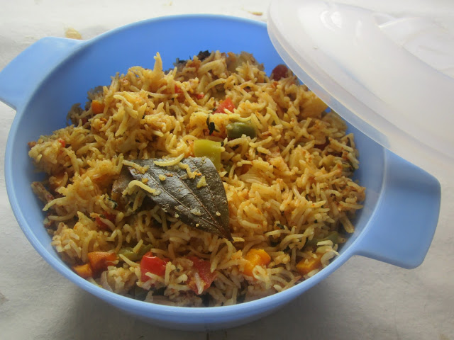 Vegetable Tahiri | OPOS Rice Recipes