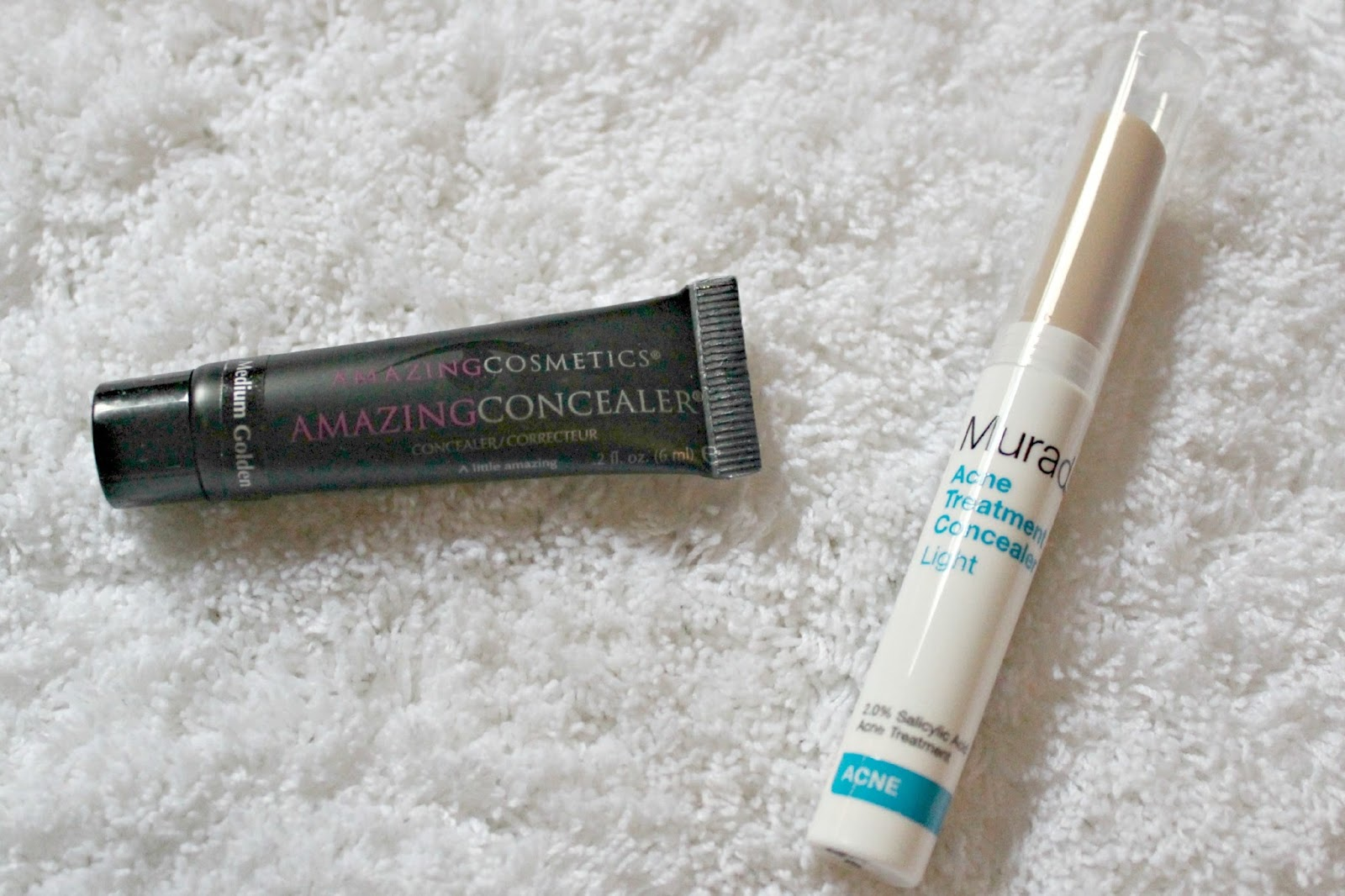 concealers for covering blemishes