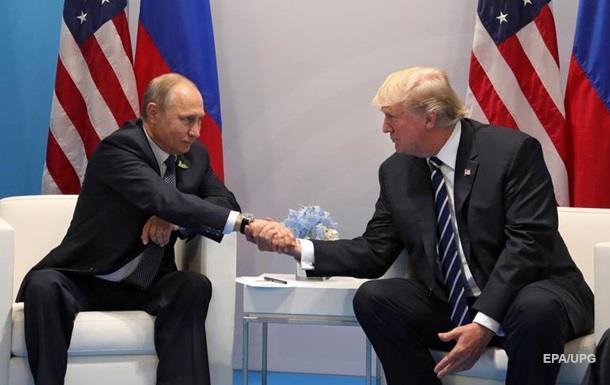 Зустріч Трампа з Путіним в Гельсінкі: онлайн