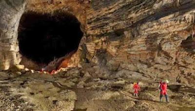 Ανεξήγητα φαινόμενα σε σπήλαια της Ελλάδος – Τα σφράγισαν και απαγόρευσαν αυστηρά να πλησιάσει οποιοσδήποτε!