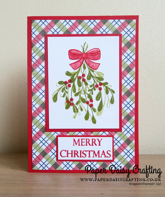 Mistletoe Season from Stampin' Up!