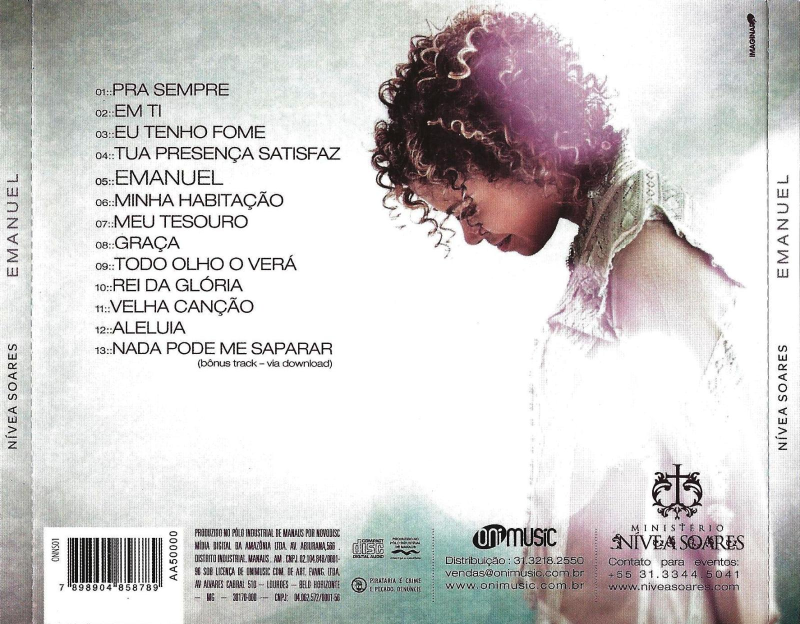 RIO AO VIVO BAIXAR SOARES CD NIVEA