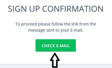 cek email untuk konfirmasi akun simex
