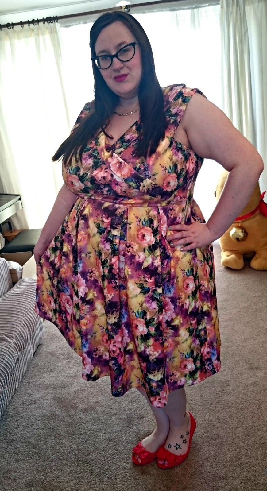 Paper Dolls Prom Dress - Does My Blog Make Me Look Fat?