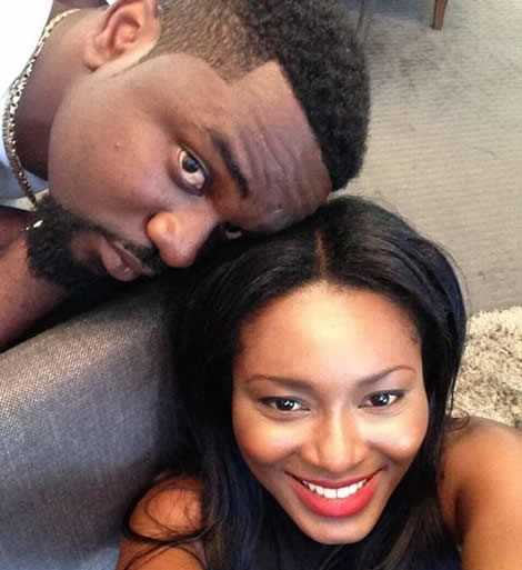 Check out Sarkodie and his wife Tracy before fame and fortune
