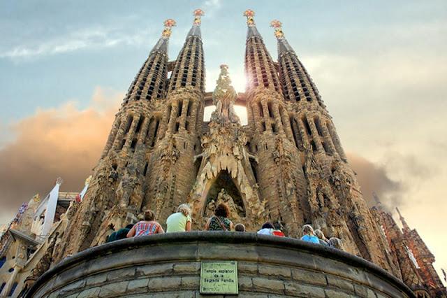 Horário de visita à Sagrada Família