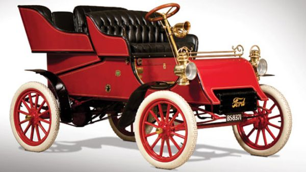 One Of The First Cars Made By Ford Motor Company Heading For Auction