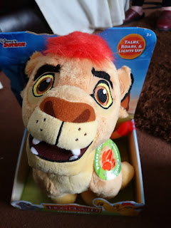 Lion Guard Plush Toy