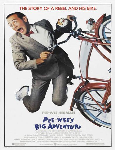 Ver La gran aventura de Pee-wee (1985) Online