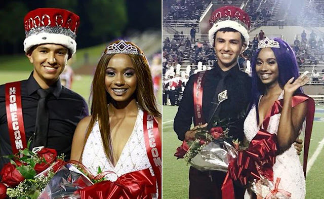 Texas school district photoshops homecoming queen's hair color, apologizes Onlinelatesttrends