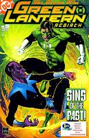Lanterna Verde - Renascimento #5