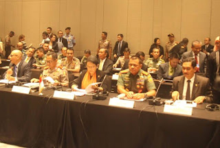 Trilateral Meeting Penanggulangan Terorisme