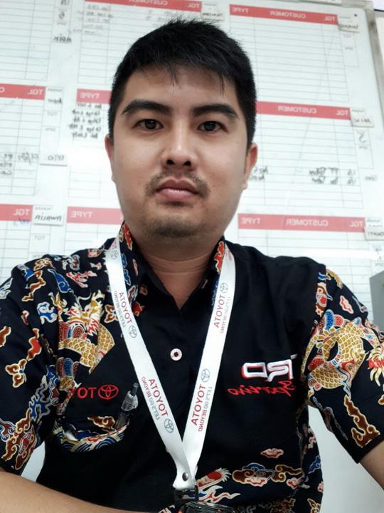 Rekomendasi Sales Toyota Tebet Saharjo Jakarta Selatan