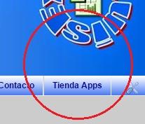 Tienda apps.