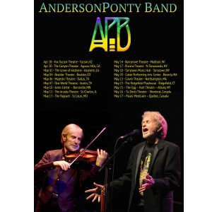 Jon Anderson Amp Jean Luc Ponty Taking Their Andersonponty