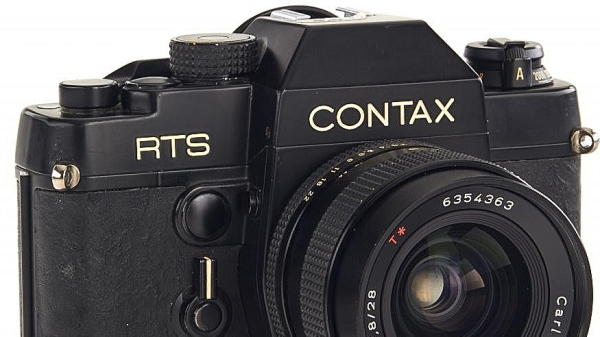Contax RTS, the Modern Professional
