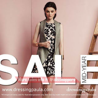 Dressing Paula Mid Year Sale