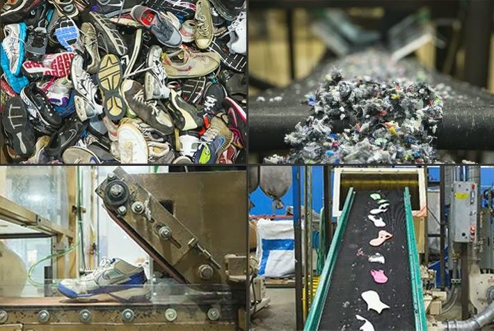 Campaña Nike: Reutiliza un Zapato SUBCUTANEO CREATIVE