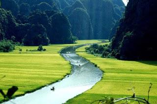du lịch Hoa Lư