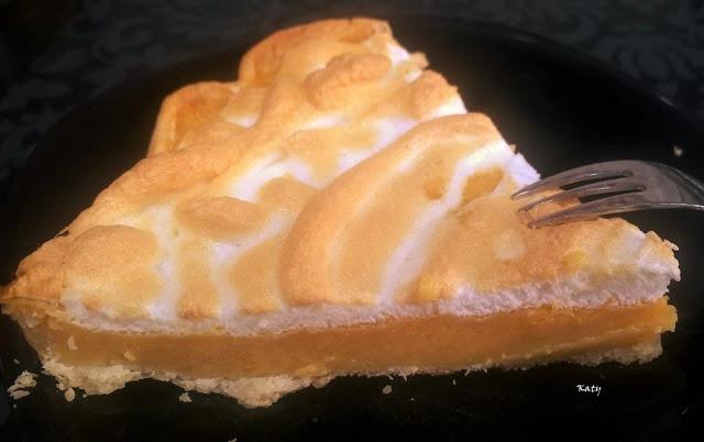 Pie De Limón (tarta De Limón)