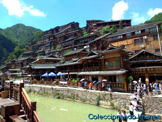 Etnia Miao Langde Xijiang China