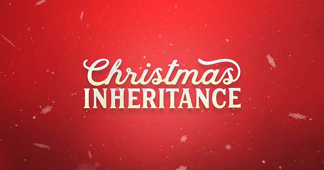 Christmas Inheritance Trailer.Cross The Netflix Stream Christmas Inheritance Netflix