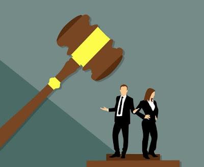 Proceso de divorcio