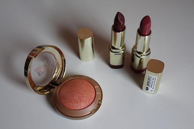 Kosmetyki z Ameryki: Milani Cosmetics