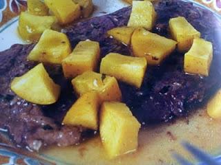 Solomillo de ternera con salsa de manzana cocinar en - Como cocinar solomillo de ternera ...