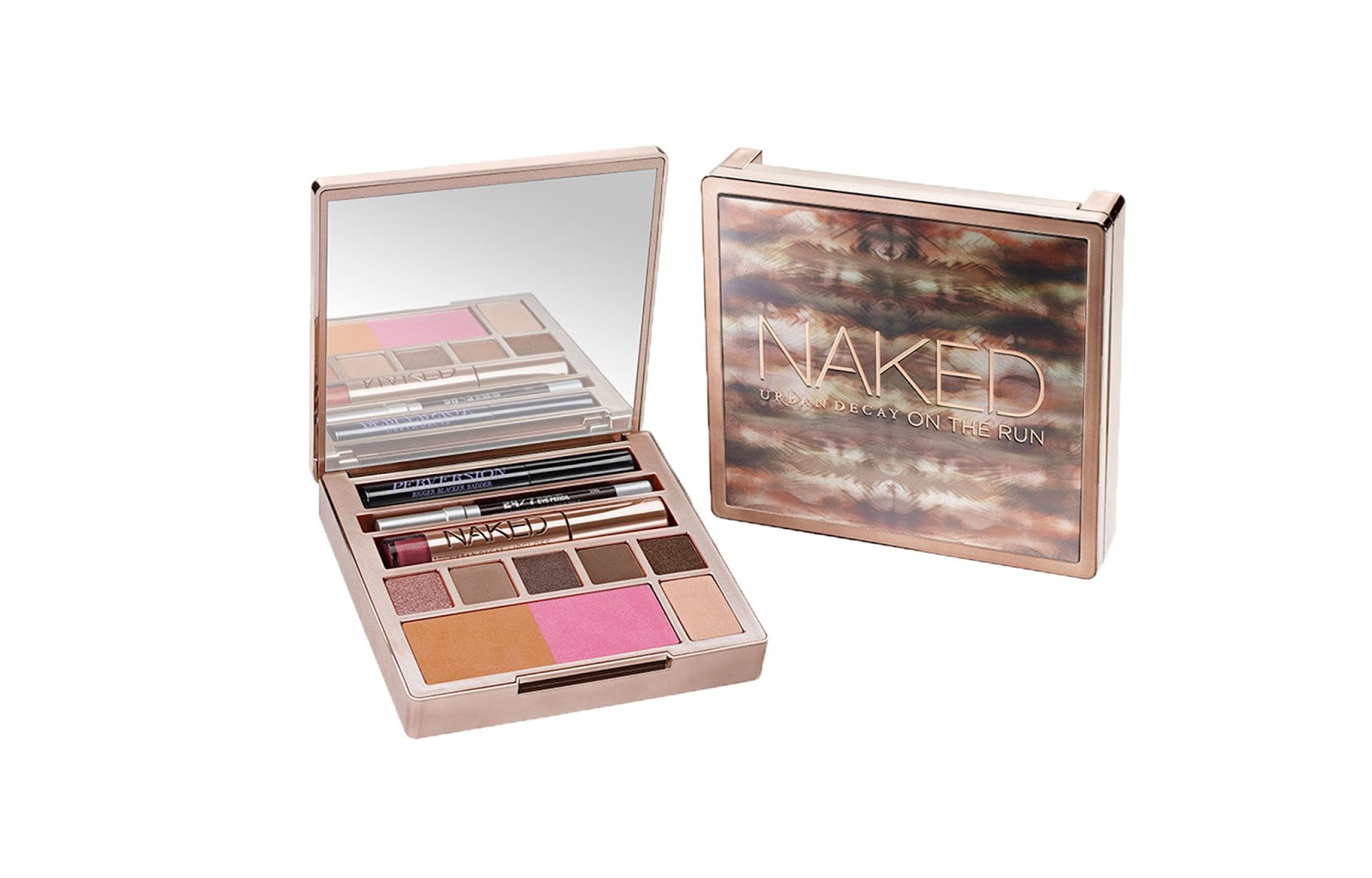 Dupes palettes Naked on the run Urban Decay
