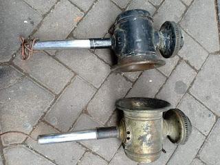 Dijual Lampu DOKAR Antik