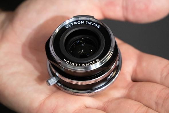 Voigtländer Ultron 35mm f/2