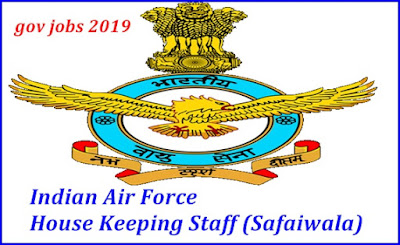 Indian Air Force House Keeping Staff