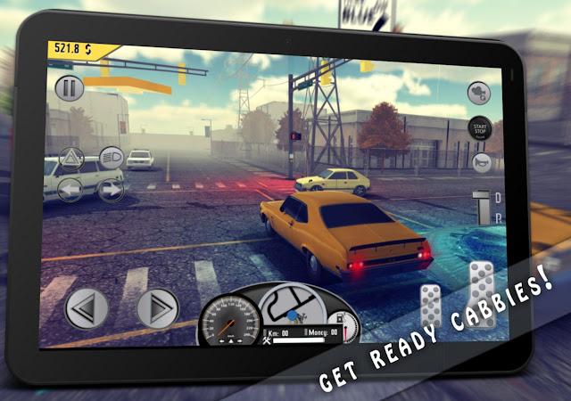 تحميل لعبة Amazing Taxi Sim للأندرويد مهكرة اخر اصدار