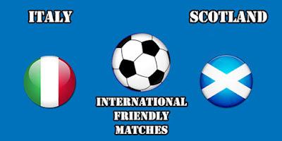 اهداف مباراة ايطاليا واسكوتلندا اليوم الاحد 29 مايو 2016 وملخص كورة يوتيوب نتيجة لقاء الازوري الدولي الودي