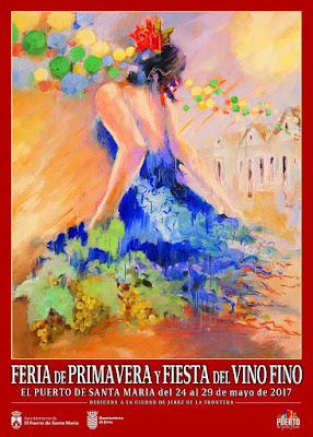 El Puerto de Santa María - Feria de Primavera y Fiesta del Vino Fino 2017 - Sol - Juan Ariza Bernal