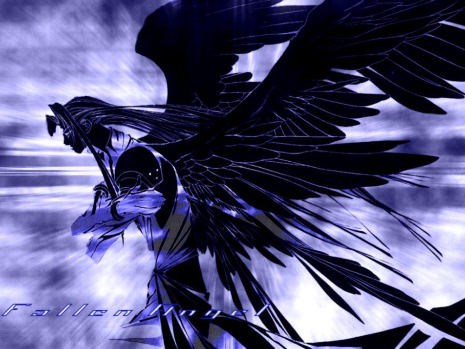 Anime Dark Angel Wallpapers Hd Silver Wallpapers