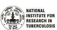 NIRT Chennai Recruitment 2018 01 Project Technician Vacants