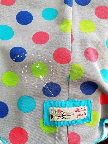 Roxy von farbenmix mit Pünktchen als Sommerkleid