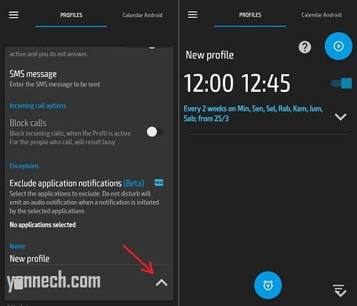 Cara Mengatur Mode Silent Android di Jam Tertentu Secara Otomatis