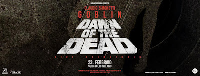 Claudio Simonetti's Goblin: Dawn of the Dead