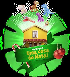 Promoção Uma Casa de Natal Ri Happy