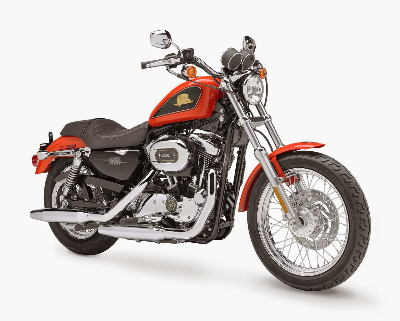 Harley-Davidson Sportster Owner's Manual 2007 Download for Models: XL 883,  XL 883C, XL 883L, XL 883R, XL 1200C, XL 1200R, XL 1200N, XL 1200L, XL 50