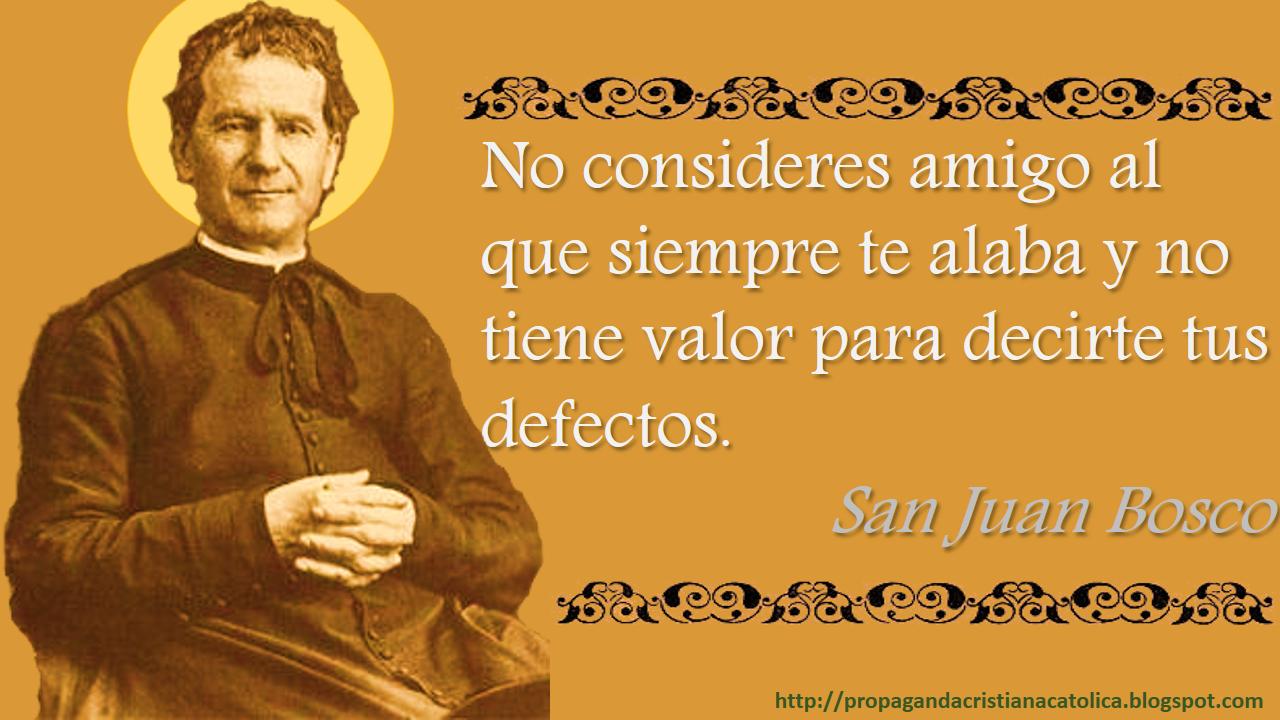 Frases De San Juan Bosco