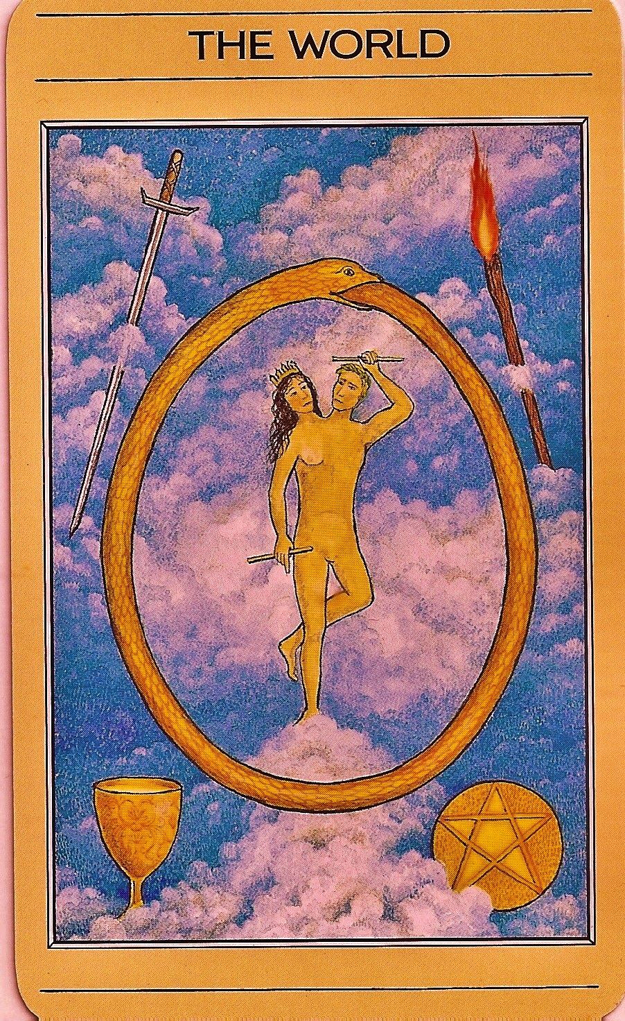 Tarot And More 2 Tarot Cards Symbolism: Tarot And More: 7) ARCHETYPES IN THE TAROT