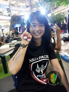 Asia Pacific Predator League 2018 Jakarta-Logo Predator 1