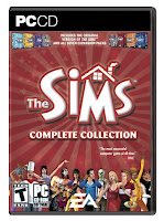 Capa do Jogo The Sims Para PC