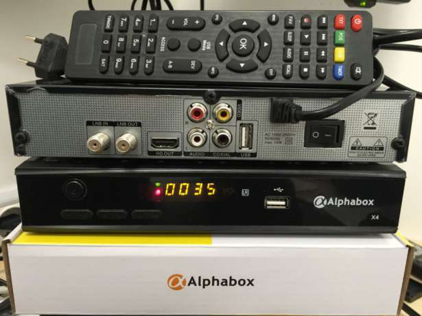 Alphabox X4 Latest Software 2018